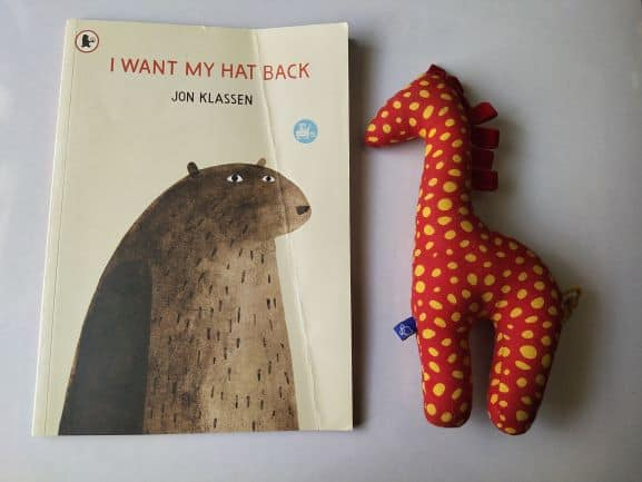 Review: I want my hat back by Jon Klassen