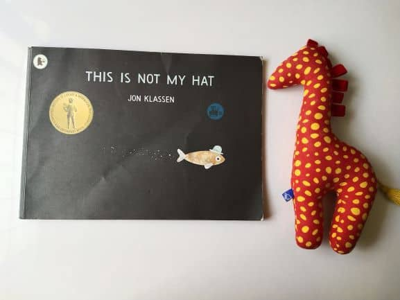 Review: This is Not My Hat By Jon Klassen