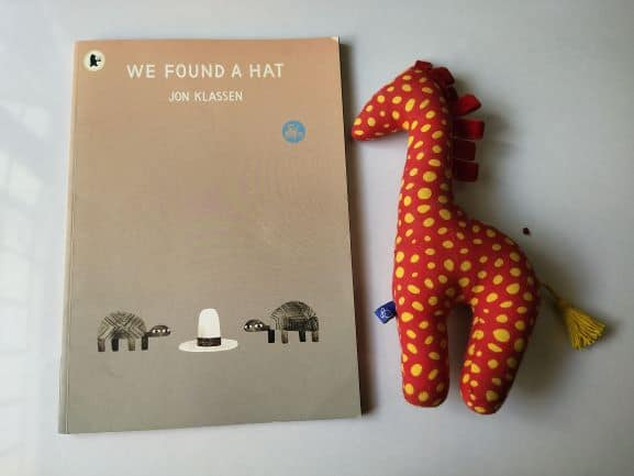 Review: We Found a Hat by Jon Klassen