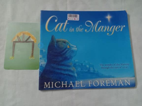 Advent Review: Cat In The Manger By Michael Foreman