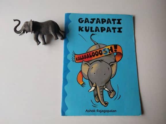 REVIEW: Gajapati Kulapati KALABALOOOSH! By Ashok Rajagopalan