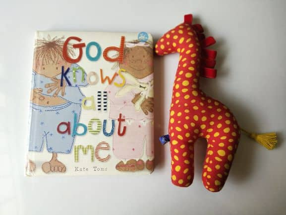 REVIEW: God Knows All About Me by Claire Page