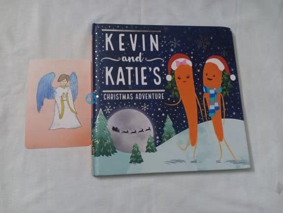 Advent Review: Kevin and Katie's Christmas Adventure by Stephanie Moss