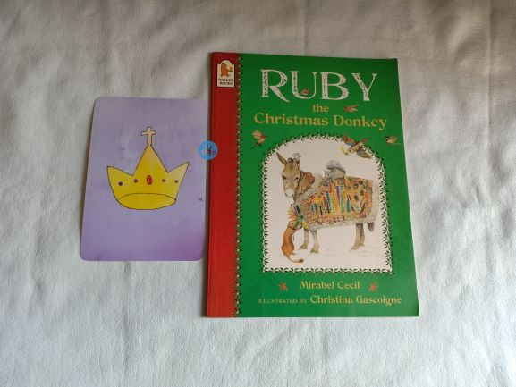 Advent Review: Ruby The Christmas Donkey By Mirabel Cecil
