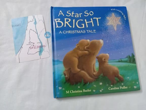 Advent Review: A Star So Bright- A Christmas Tale By  M. Christina Butler