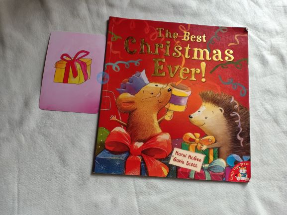 Advent Review : The Best Christmas Ever By Marni Mcgee