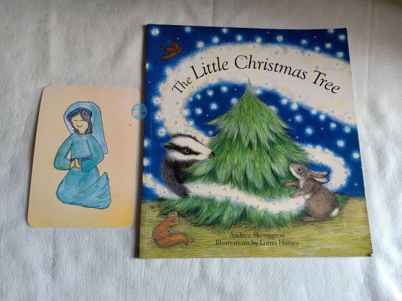 Advent Review: The Little Christmas Tree by Andrea Skevington