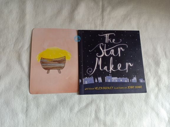 Advent Review: The Star Maker by Helen Buckley
