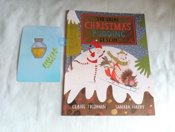 Advent Review: The Great Christmas Pudding Rescue by Claire Freedman