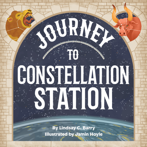 REVIEW: Journey To Constellation Station by Lindsay C Barry