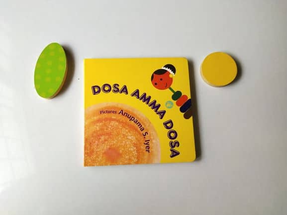 REVIEW: DOSA AMMA DOSA By Anupama S. Iyer