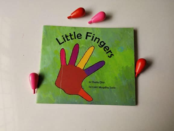 REVIEW: Little Fingers by Sheila Dhir
