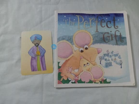 Advent Review: The Perfect Gift by Tim Bugbird