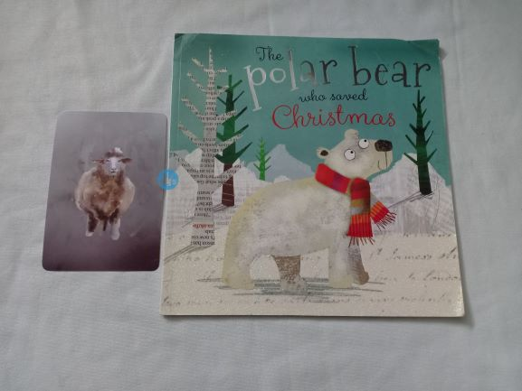 Advent Review: The Polar Bear Who Saved Christmas By Fiona Boon