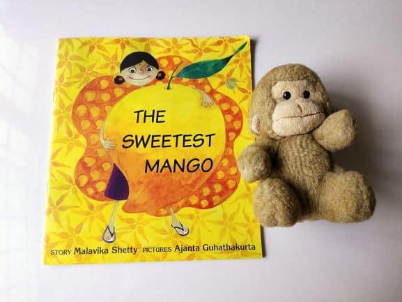 REVIEW: The Sweetest Mango by Malavika Shetty