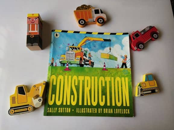 REVIEW: Construction by Sally Sutton