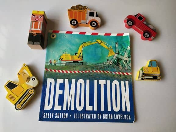 REVIEW: Demolition by Sally Sutton