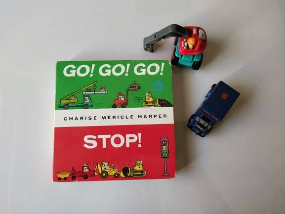 REVIEW: Go! Go! Go! Stop! By Charise Mericle Harper
