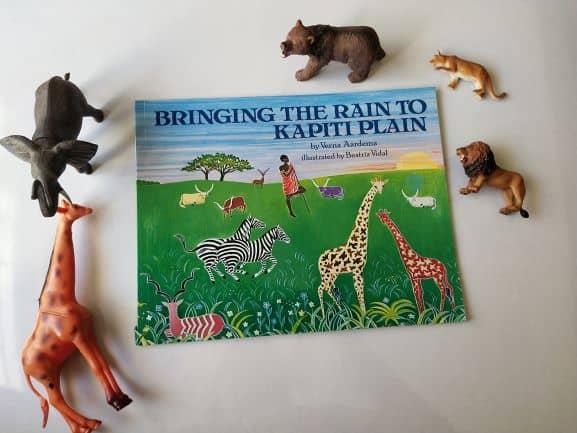 REVIEW: Bringing the rain to Kapiti plain by Verna Aardema