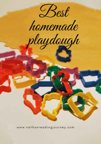 How to make Homemade Playdough?
