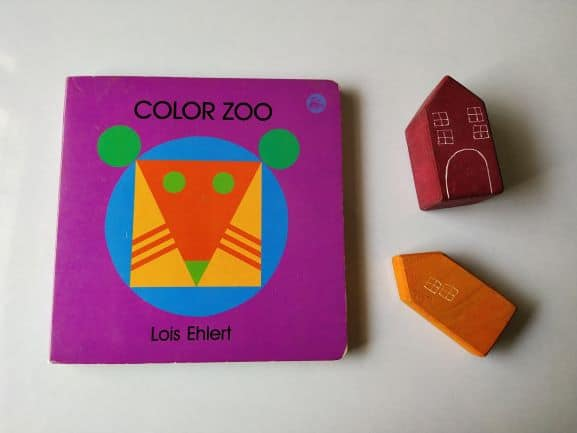 REVIEW: Color Zoo By Lois Ehlert