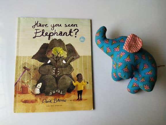 REVIEW: Have You Seen Elephant? By David Barrow