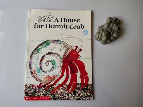 REVIEW: A HOUSE FOR HERMIT CRAB BY ERIC CARLE