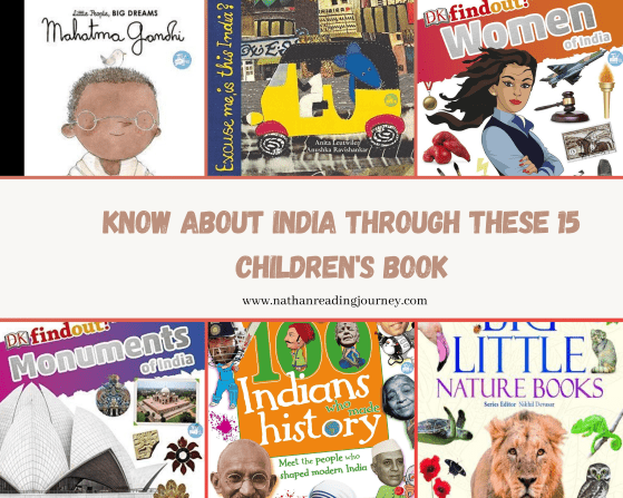 Know about India through these 15 children's book