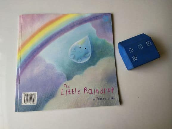 REVIEW: The Little Raindrop By Joanna Grag