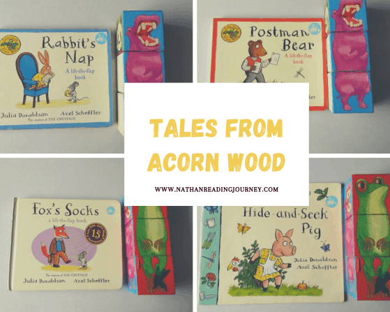 Tales From Acorn Wood By Julia Donaldson: Review