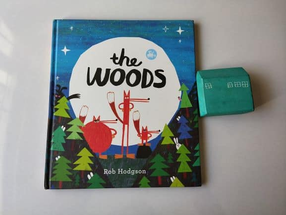 REVIEW: The Woods By Rob Hodgson