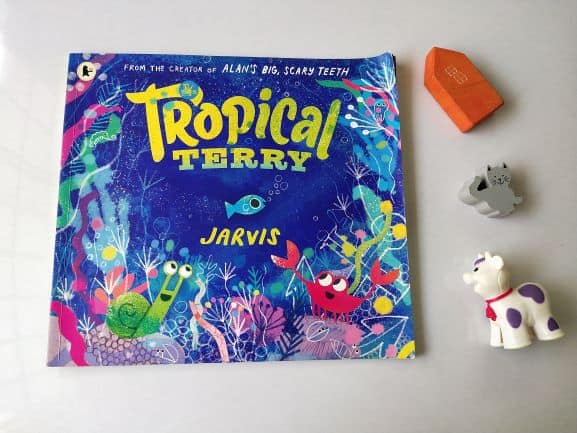 REVIEW: Tropical Terry By Jarvis