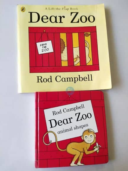 REVIEW: Dear Zoo by Rod Campbell
