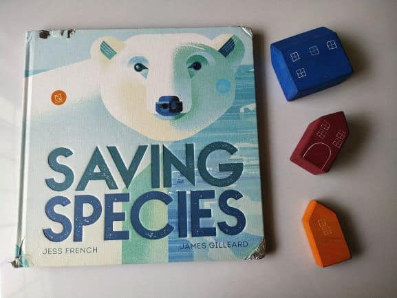 REVIEW: Saving Species By Jess French