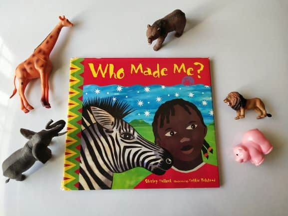 REVIEW: WHO MADE ME? BY SHIRLEY TULLOCH