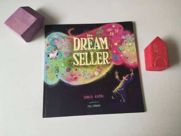 REVIEW: The Dream Seller by Smriti Rathi