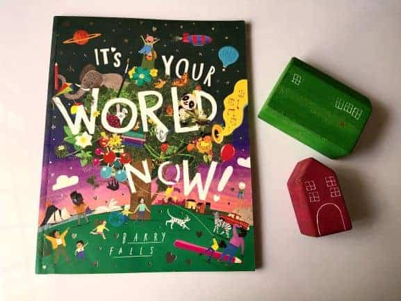 REVIEW: It's Your World Now! By Barry Falls