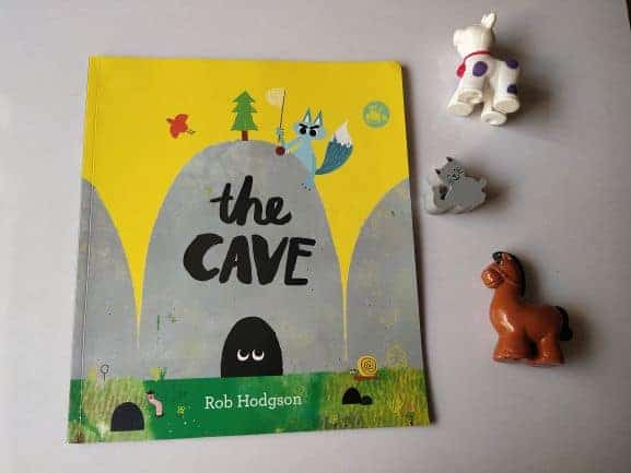 REVIEW: The Cave By Rob Hodgson