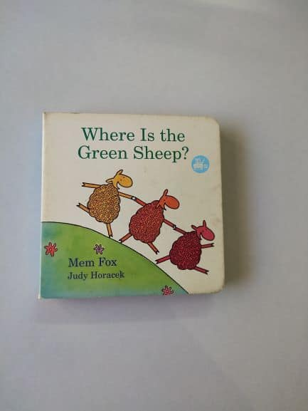 REVIEW: Where Is The Green Sheep? By Mem Fox
