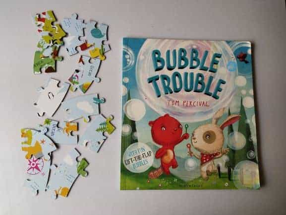 REVIEW: Bubble Trouble By Tom Percival