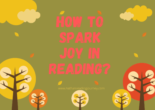 How to spark the joy in reading?