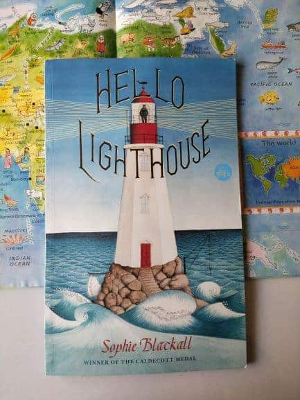 REVIEW: Hello Lighthouse By Sophie Blackall