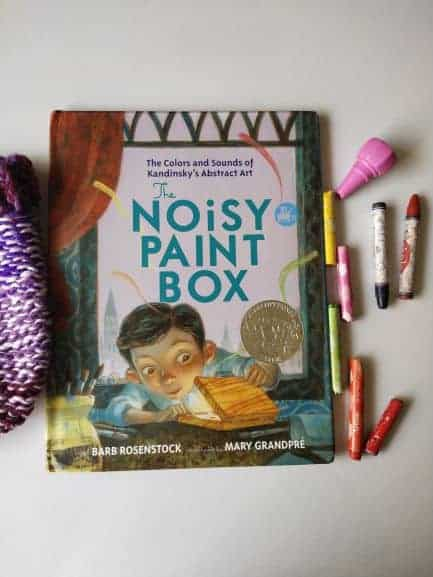The Noisy Paintbox By Barb Rosenstock