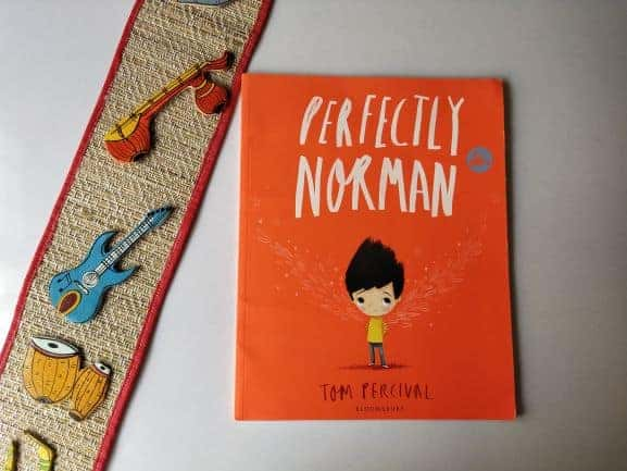 REVIEW: Perfectly Norman By Tom Percival