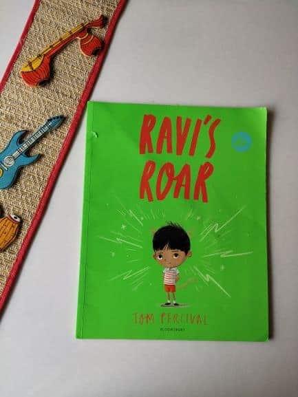 REVIEW: Ravi's Roar By Tom Percival