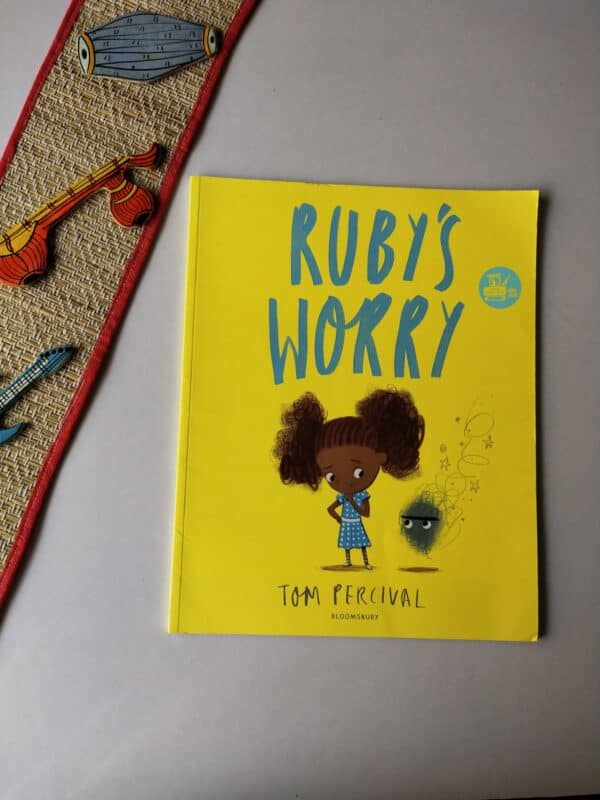 REVIEW: Ruby's Worry By Tom Percival