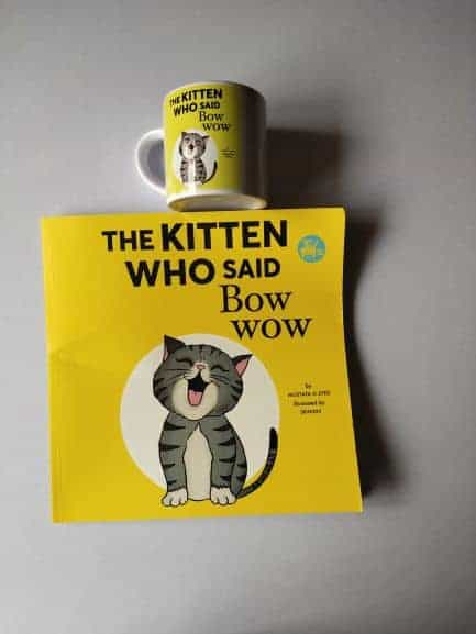 REVIEW: The Kitten Who Said Bow Wow By Mustafa H Syed