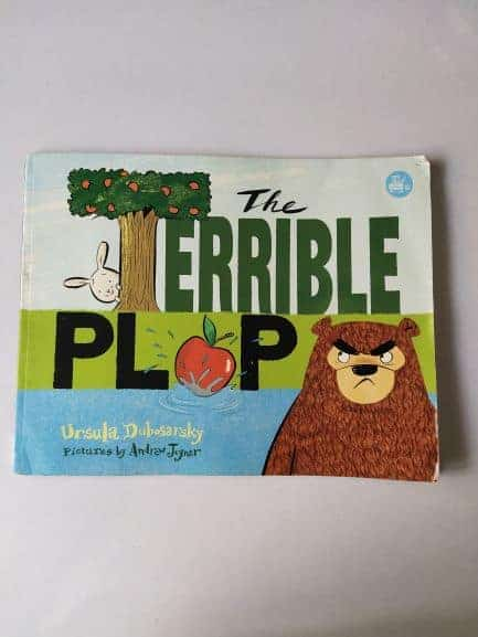 REVIEW: The Terrible Plop By Ursula Dubosarsky
