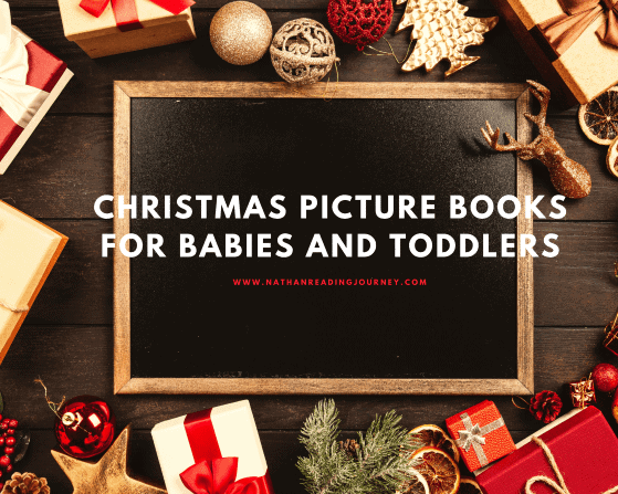 CHRISTMAS BOOKS FOR BABIES