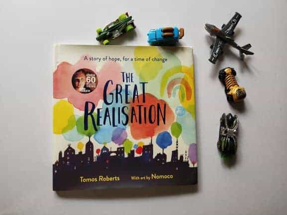 Review: The Great Realisation By Tomos Roberts